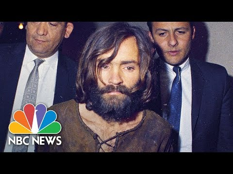Flashback: See the Story of Charles Manson!