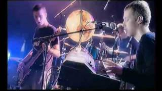 Coldplay live Trouble 2000