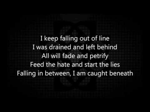 Breaking Benjamin - Bury Me Alive / Lyrics
