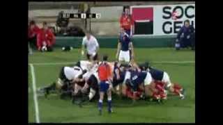 Test match France-Nouvelle Zélande 2009