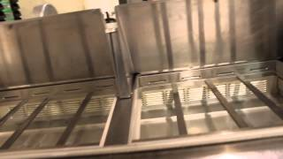 Bevearge Air 60' Mega Top Prep Table Lot#26