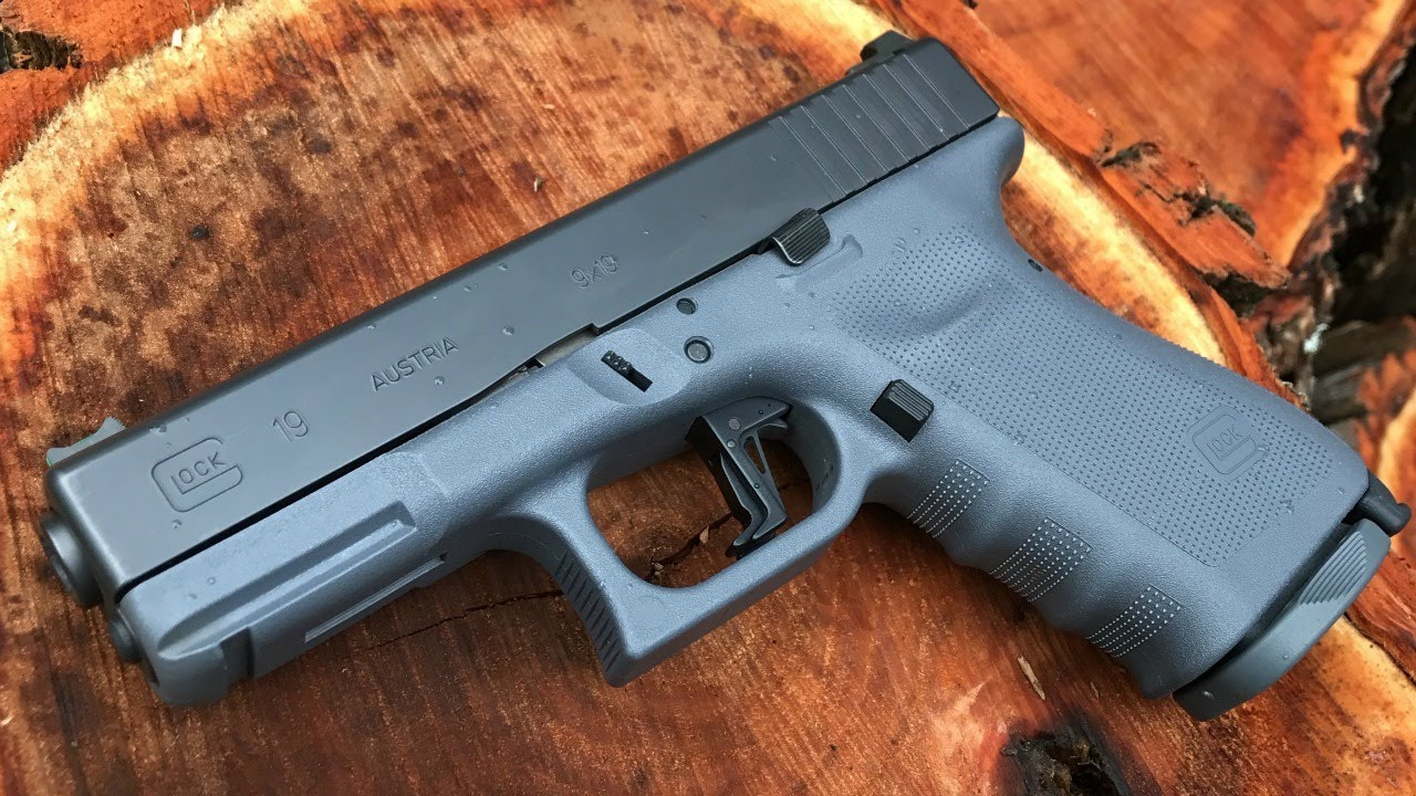 CMC Glock Trigger 1000 round review & Drop Test
