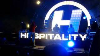 Andy C @ Global Gathering 2011