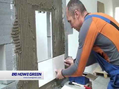 How To Fit Tiled Access Panel With Removable Door Into