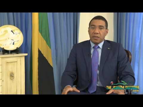 Jamaica Diaspora Show Ep1