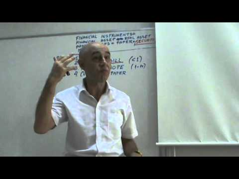 Financial Markets and Institutions - Lecture 03