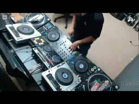 DJ Cotts live from Canberra, Australia Feb 7 2013