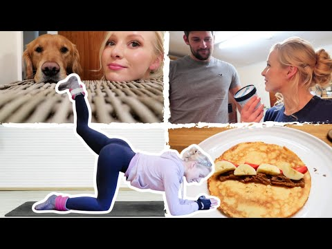 Cooking and Exercising