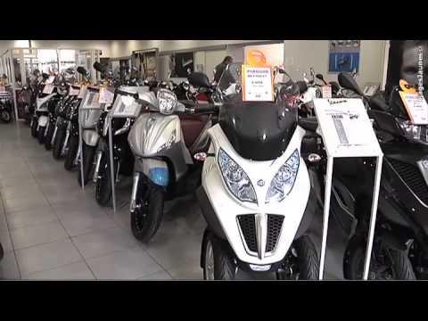 Motos et scooters Bolley Prestige deux roues à Marseille