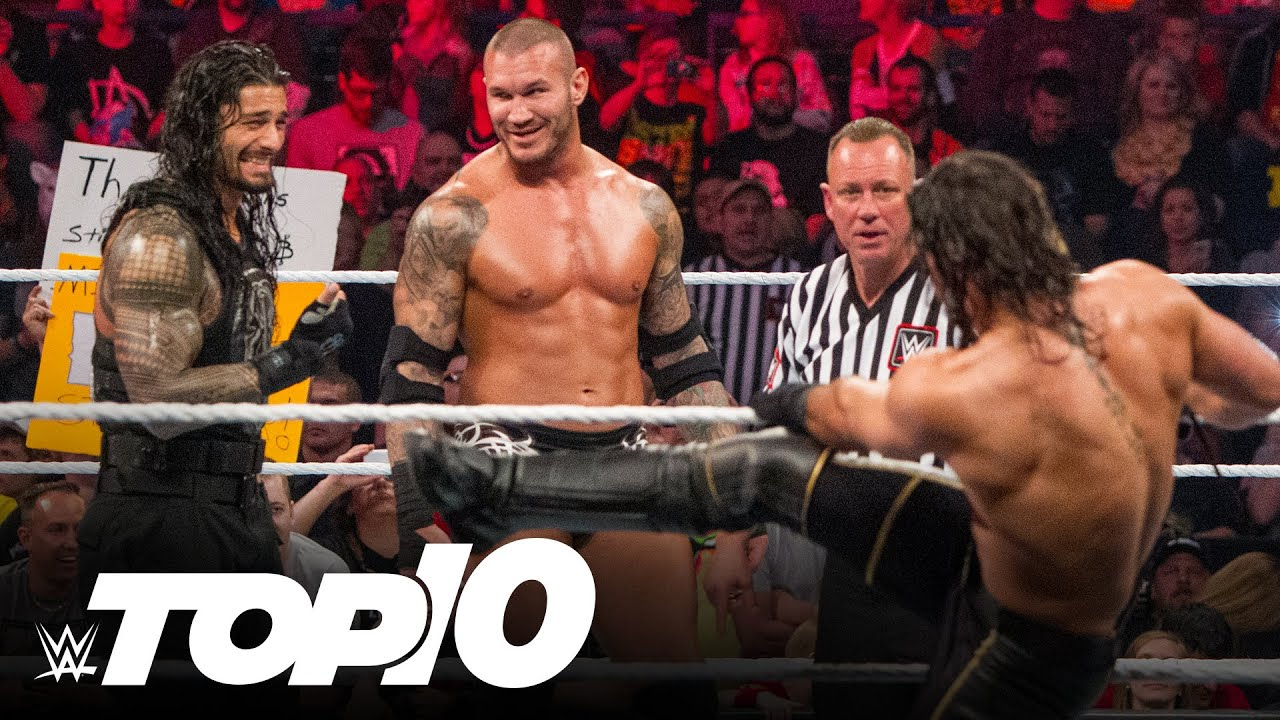 Download Randy Orton's unexpected teammates: WWE Top 10, May 2, 2021