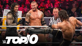 Randy Orton's unexpected teammates: WWE Top 10, May 2, 2021