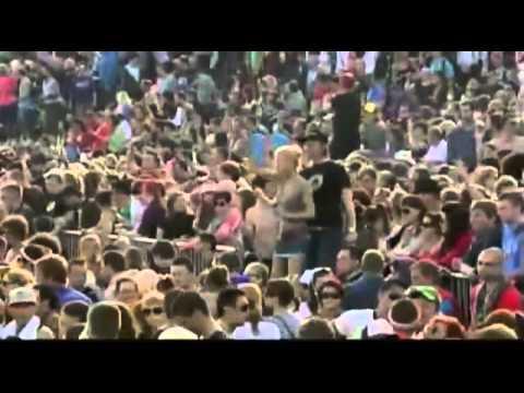 DJ CHUCKIE live at tomorrowland 2011 HQ audiovideo