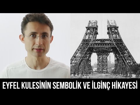 Eiffel Tower's symbolic and interesting story