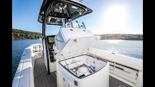 Signature 788SF fitted with Seakeeper gyro