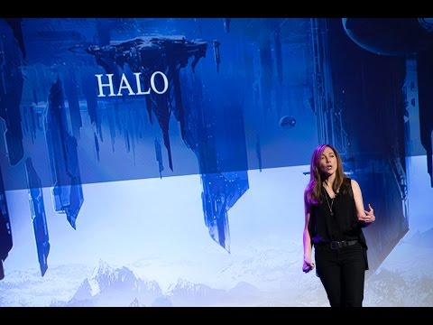 """""""Stewards of a Sci-fi Universe"""" with Bonnie Ross, 343 Industries"""