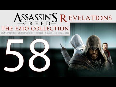 Assassin's Creed Revelations: The Ezio Collection - Ti Salvo La Vita [Walkthrough 58 ITA/HD]