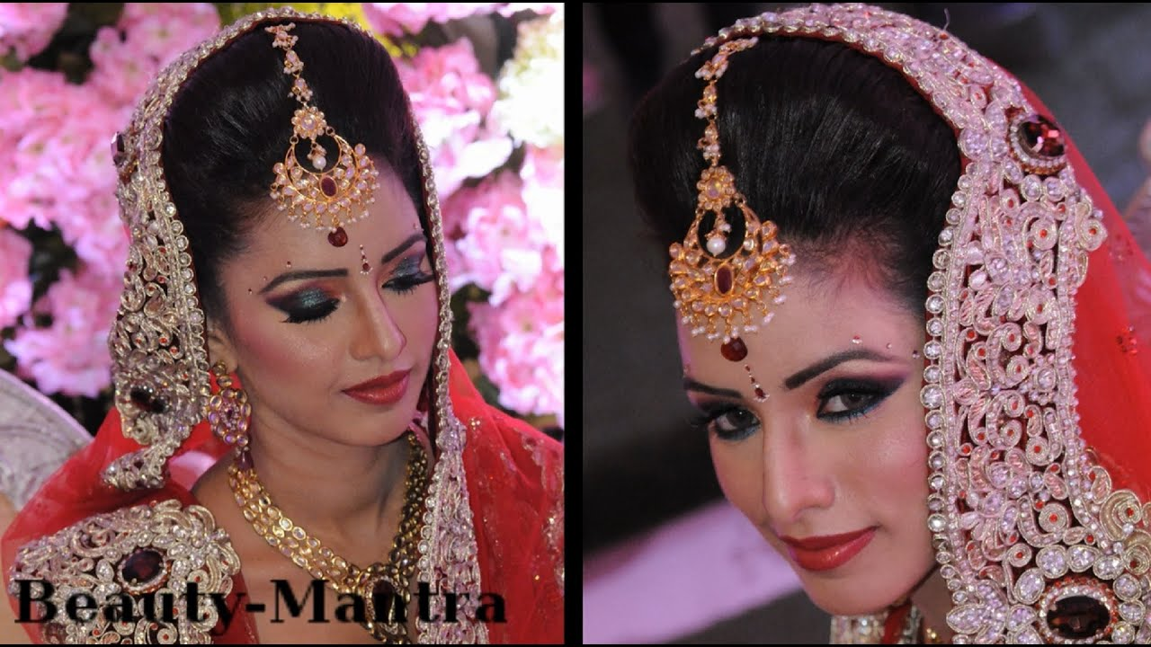 Wedding Makeup And Hair - YouTube