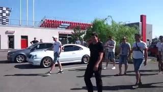 #мббмв Картодром лемар   фестиваль Mercedes и BMW 25 июня 2016   конкурс метание ковриков