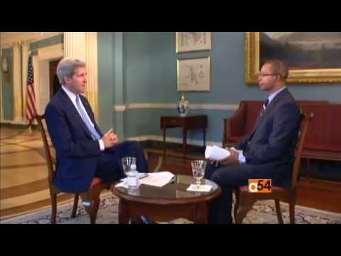 Kerry Africa Interview