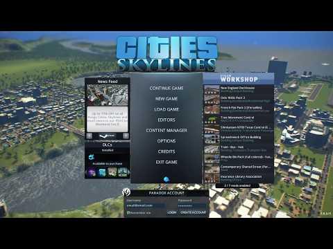 Cities Skyline Chillax -22/5/61-