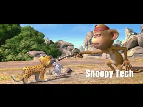 Delhi safari best comedy animation movie  voice govinda