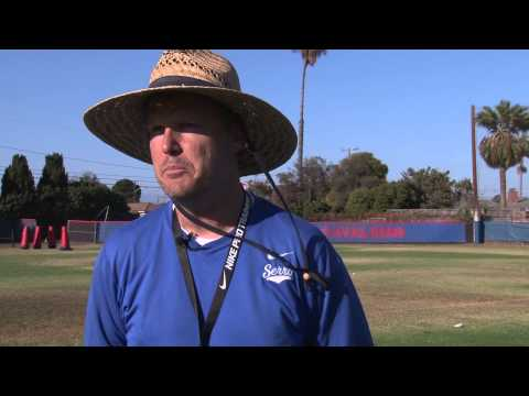 Corey Adolphus Serra - Courtesy of the Cronkite Sports Bureau, Los Angeles