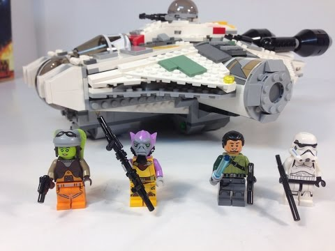 LEGO Star Wars Rebels 75053 Ghost Starship