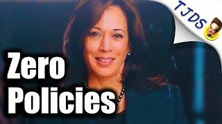 Kamala Harris Announces Presidential Run With PLATITUDES
