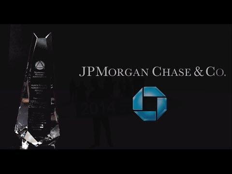 JPMorgan Chase 2014 March Fong Eu Acheivement Award