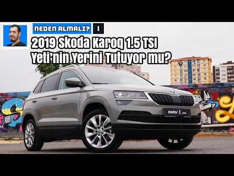2019 Skoda Karoq 1.5 TSI | Yeti'nin Yerini Tutuyor mu? | Neden Almalı?