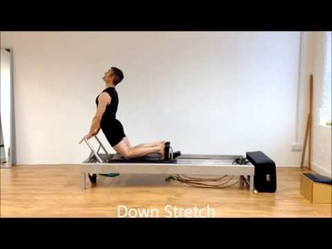 Advanced Classical Pilates Reformer Part I