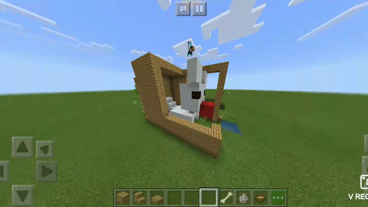 Кто лучше построит будку за 20 секунд, за 1 минуту и за 5 минут?