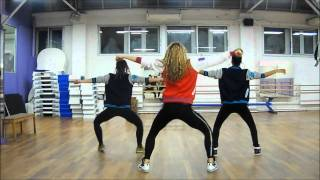 RIHANNA feat. JAY-Z - TALK THAT TALK - OFFICIAL VIDEO CLIP - CHOREO BY AYA