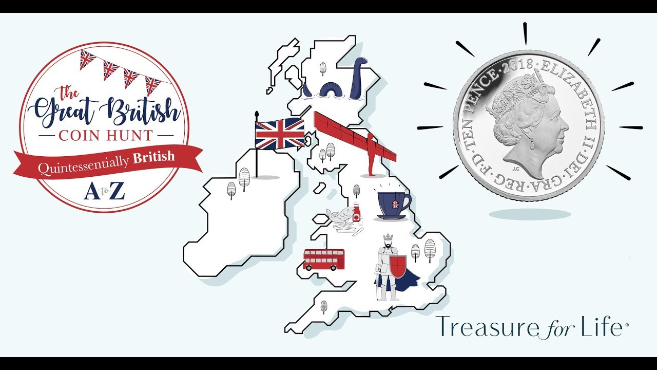 Great British Coin Hunt | The Royal Mint