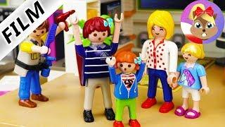 Playmobil Film polski   SZALONY FRYZJER u rodziny Wróblewskich