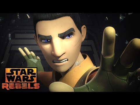 Family Reunion and Farewell: Ezra and Thrawn | Star Wars Rebels | Disney XD