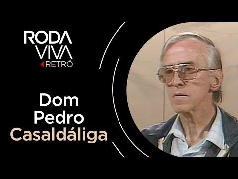 Roda Viva | Dom Pedro Casaldáliga | 1988