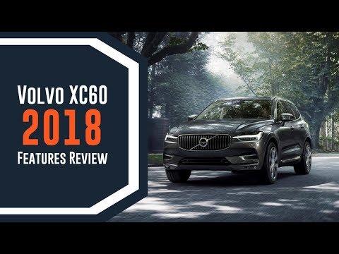 2018 Volvo XC60 Features