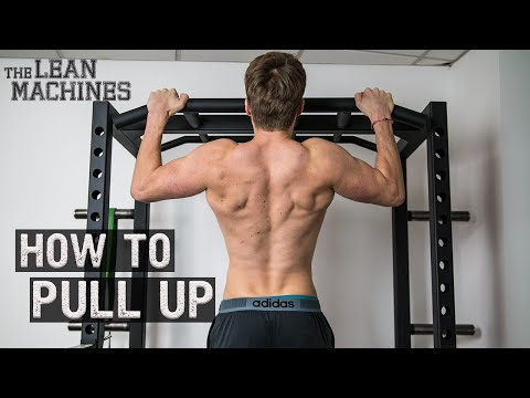 How To Do Your First Pull Up
