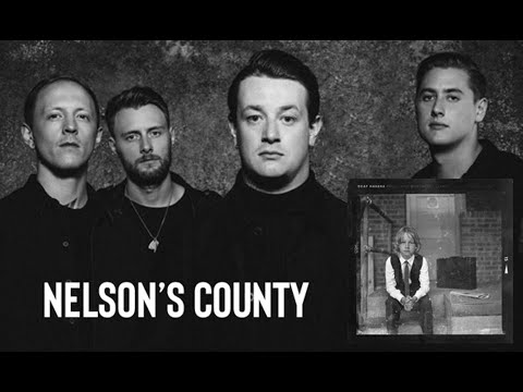 Deaf Havana - Nelson's County (w/Lyrics)