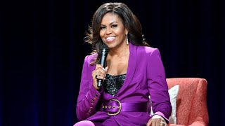 """The urge for michelle obama to run president is growing. foxnews.com reports democratic party bigwigs are """"urging"""" former first lady enter rac..."""