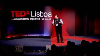 "TEDxLisboa - Henrique Cayatte - ""A revolta do design"""