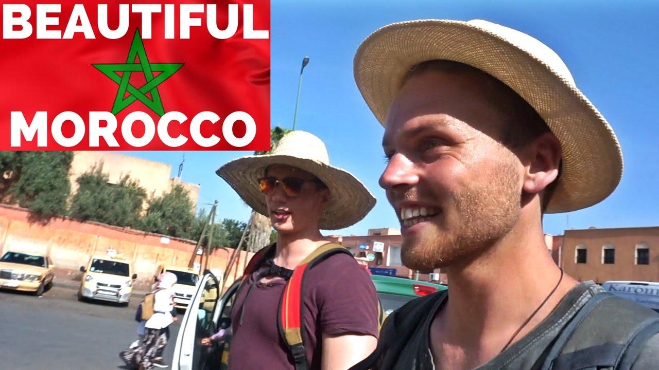 Amazing Day TRAVEL MOROCCO // Mountains & Waterfalls المغرب