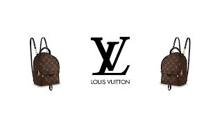 iOffer Louis Vuitton Backpack GIVEAWAY!! | Lauren Stevens