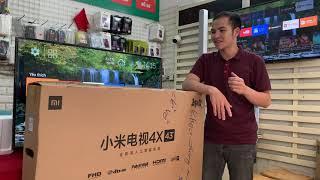 Tivi Xiaomi 4X 43 inch Date 2019 Smart Tv - Có giọng nói Tiếng Việt - Giá rẻ cho mọi nhà