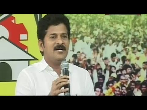 TDP Revanth Reddy Blasts On Sonia Gandhi -TV5