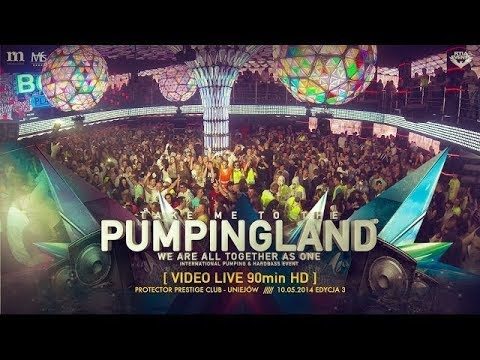 🎬 Video Live - Protector - Pumpingland #3 [Sonic Mine, Rob Cain, Clubbasse]