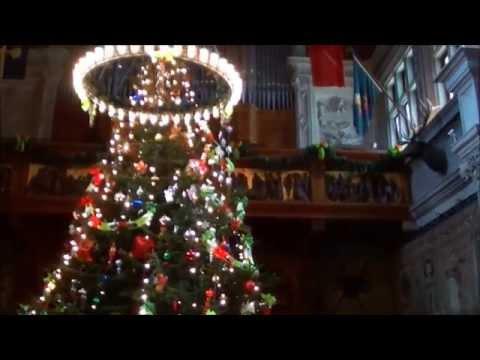 biltmore house christmas tour - Biltmore House Christmas