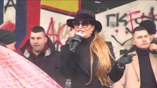 Ceca - Nevaljala - (LIVE) - Kosovska Mitrovica - (TV Puls 2018)