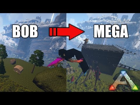 How I started a mega tribe and then got it wiped - Ark Survival Evolved